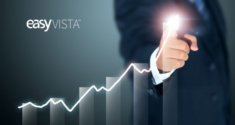 EasyVista Reports Strong Growth in ITSM Market for H1 of 2019