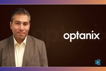 AiThority Interview with Edmond Baydian, Chief Strategy Officer at Optanix