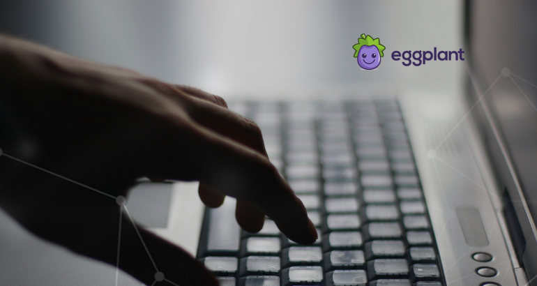 Eggplant Unveils a World First in Automated Testing Capability