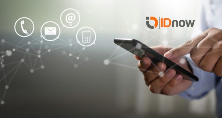 """IDnow Grows with """"AutoIdent"""" and Opens up New Markets and Industries"""