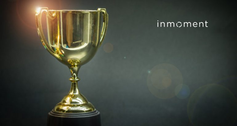 InMoment Client Announced as Finalist in UK Customer Experience Awards