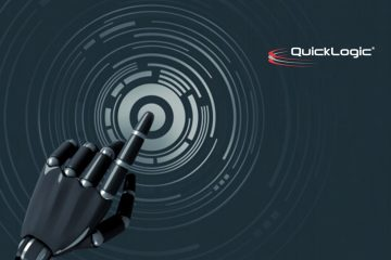 New Chilkat EOS S3AI HDK from QuickLogic Enables Fast AI Endpoint Development for Consumer and Wearable Applications