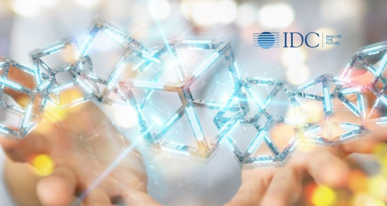 New IDC Spending Guide Sees Strong Growth in Blockchain Solutions Leading to $15.9 Billion Market in 2023