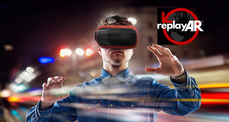 ReplayAR's Social Augmented Reality App Is Your Personal Time Machine