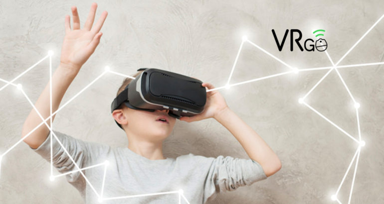 VRGO Announces Second Product Launch for VR Locomotion and Haptics, VRGO MINI, on Kickstarter on August 27