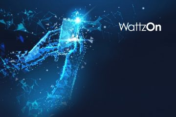 WattzOn Launches Mobile Capture for Utility Bill Data