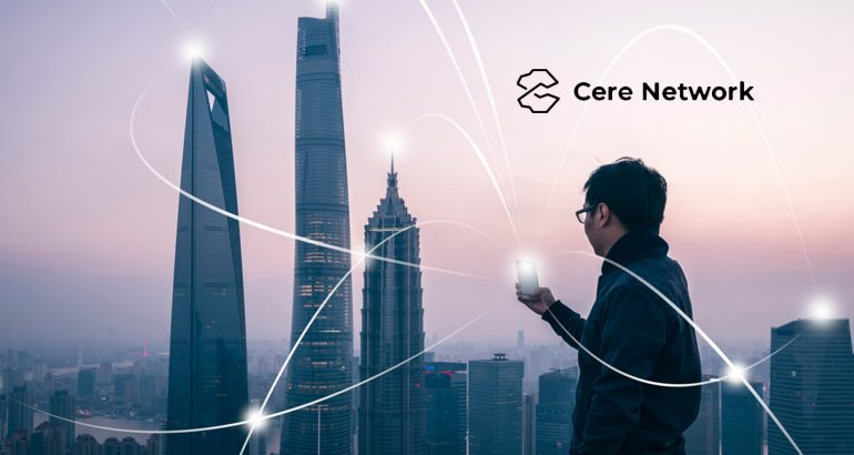 Cere Network Raises $3.5 Million in Seed Funding and Expands with the Launch of a New Berlin Innovation Factory