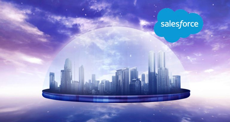Dame Jayne-Anne Gadhia to Join Salesforce as UK and Ireland CEO