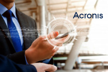 Acronis Names Kirill Tatarinov as Executive Vice Chairman