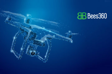 Bees360 Launches an Industry-First AI-Embedded Drone Application, BeesDrone 4.0, for Property Inspections