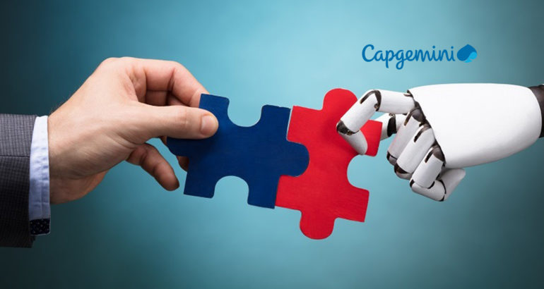 Capgemini Named a Leader in RPA and AI for Banking by NelsonHall