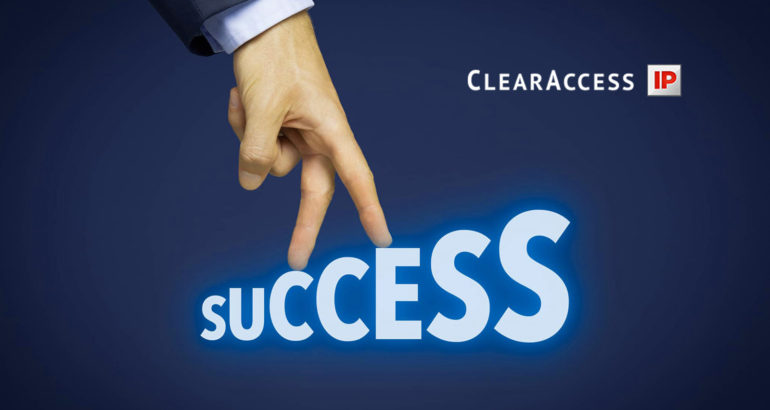 ClearAccessIP Secures $3.7 Million in Funding