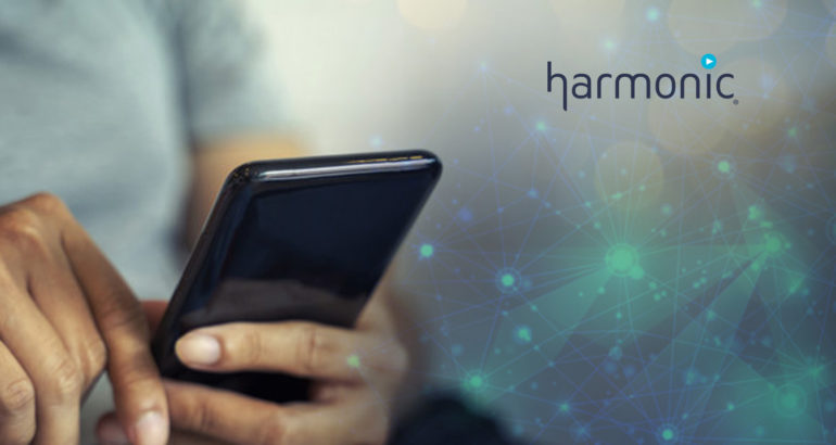 Harmonic's VOS Cloud-Native Platform Adds Live Video Delivery Optimization