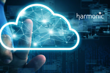 Harmonic Joins Forces with HPE to Deliver the Best of On-Premises It and Cloud Media Processing as a Service