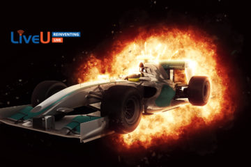 LiveU and Griiip Unveil Unique Motorsports Live Viewing and Data-Driven Media Solution Platform