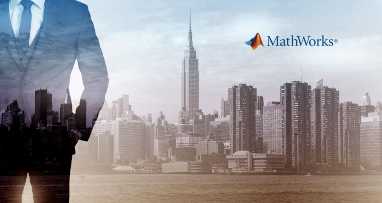 MathWorks Announces Release 2019b of MATLAB and Simulink