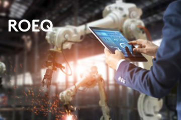 ROEQ Launches World's Most Precise Docking Station for Mobile Industrial Robots at Pack Expo 2019