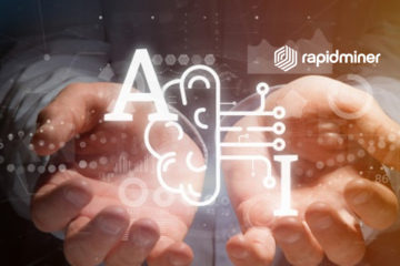RapidMiner Offers a Cure for the AI & ML Model Deployment and Operationalization Epidemic