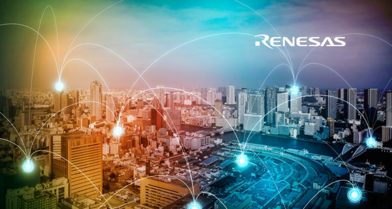 Renesas Electronics and StradVision Collaborate on Smart Camera Development for Next-Generation ADAS