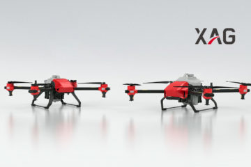 XAG Combats Pests with Crop Spraying Drones