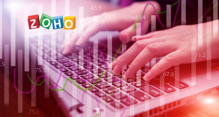Zoho One And Bold New OS Services To Run An Entire Organization
