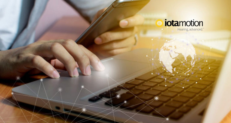 iotaMotion Completes Initial Usability Study and Raises $2.52 Million in Second Round of Funding