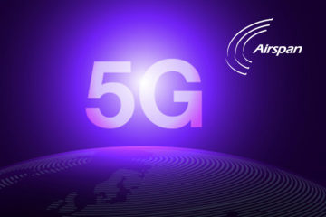 Airspan Announces Strategic Partnership for 5G With Mitsui