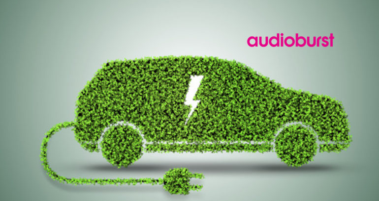 Audioburst Showcased in Volvo's Electric Car at Reveal Event