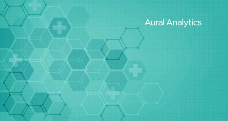 Aural Analytics Speech Platform Powers Clinical Trial Showing Potential Early Treatment Effect for ALS Patients Treated with Investigational Therapy