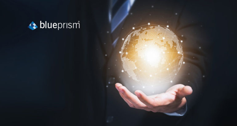 Blue Prism Named a Leader in RPA by Independent Research Firm