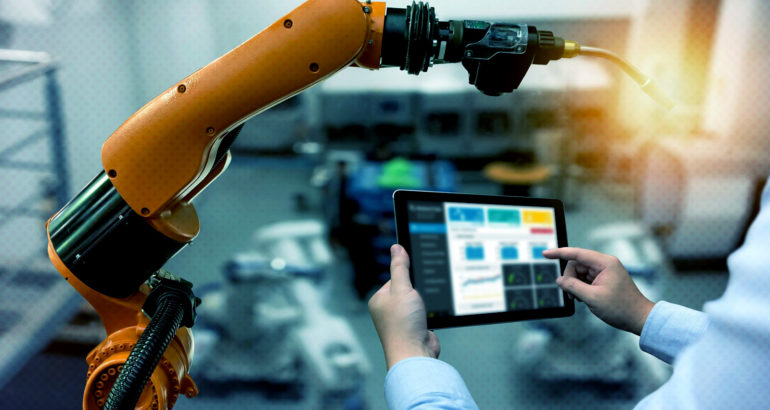How Industrial Automation Drives Fourth Industrial Revolution?