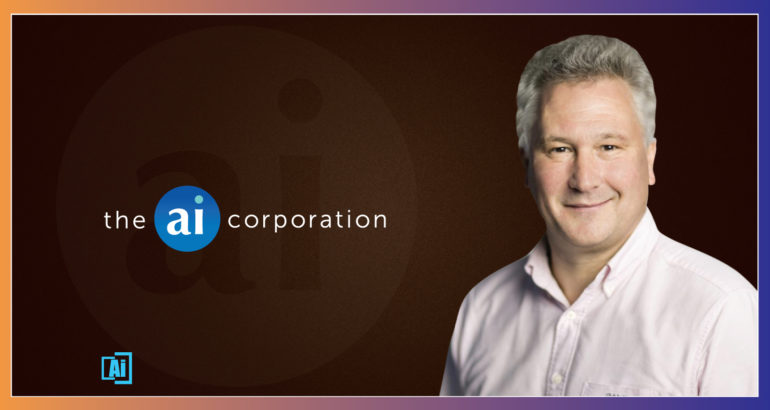 AiThority Interview with Mark Goldspink, CEO at The ai Corporation