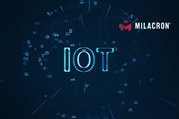"Milacron Partners with ei3 to Add Unique AI Capabilities to Its ""M-Powered"" IoT Solution"