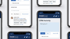 InvestCloud Announces Immediate Availability of Enhanced Investment Management CRM Solutions