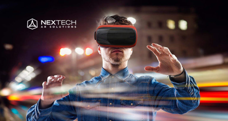 NexTech To Launch New 3D-AR-360 Ad Network
