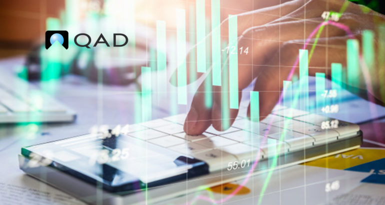 QAD Announce Enhancements to QAD Adaptive ERP & Related Solutions