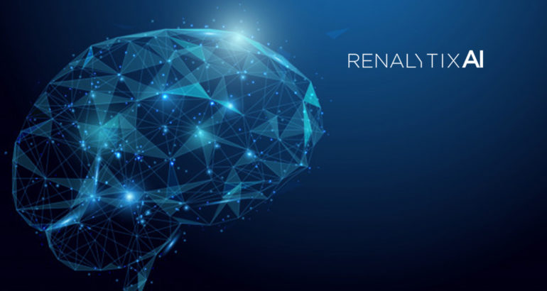"RenalytixAI Announces Podium Presentation and Publication on ""Evaluation of Payer Budget Impact Associated With the Use of AI in Vitro Diagnostic, KidneyIntelX, to Modify DKD Progression"""