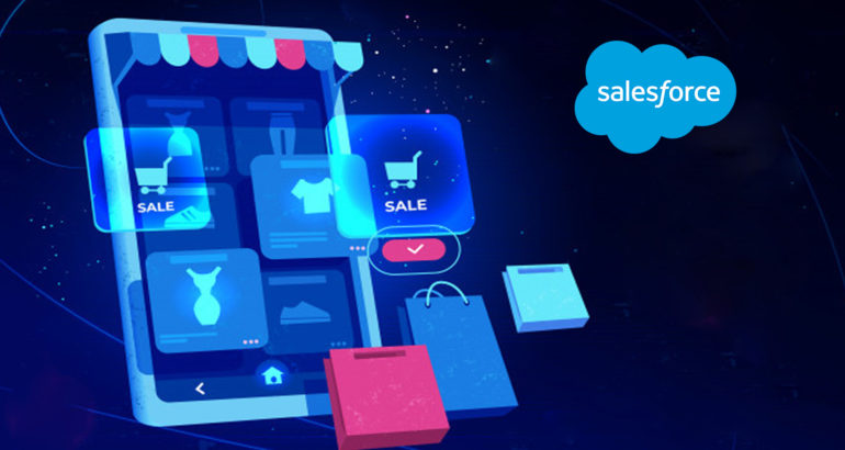 Salesforce Introduces Lightning Order Management - Enabling Brands to Deliver End-To-End CX, from Shopping to Shipping
