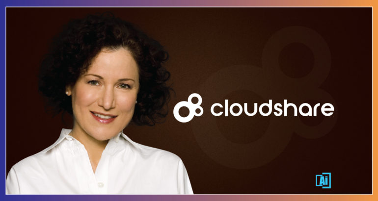 AiThority Interview with Sheila Aharoni, VP of Global Sales at CloudShare