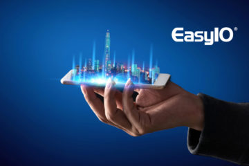 The Latest IoT Building Controller from EasyIO Pacts a Punch