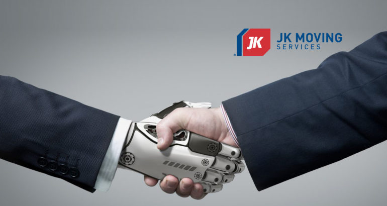 Yembo and JK Moving Partner to Speed up the Moving Process with AI-Driven Visual Surveys