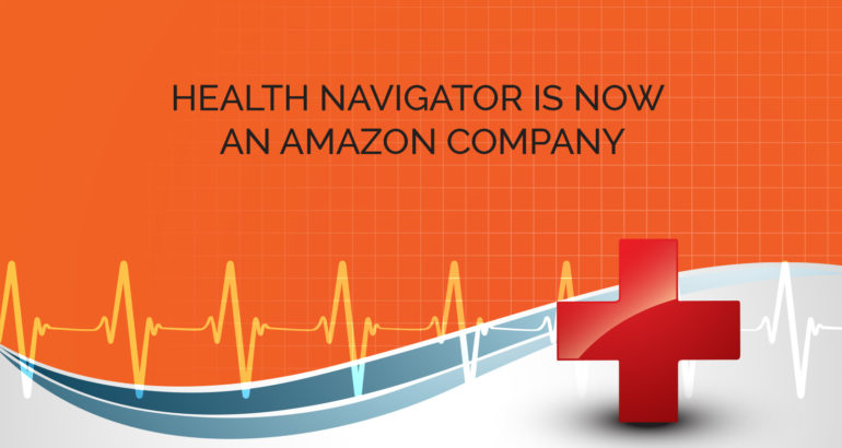 Amazon Buys Out Health Navigator to Improve ehealth PX Services