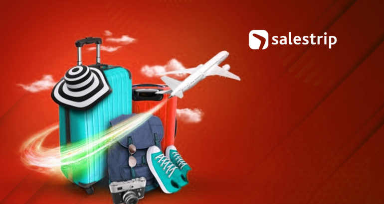 New Customers and Industry Recognition Sets up UK Start up SalesTrip to Compete Against US Giants