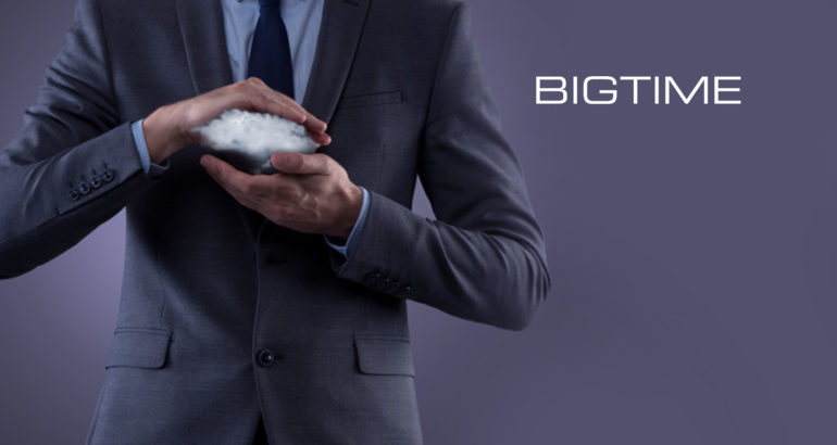 BigTime Software Named as a Top Cloud Services Company by Gov CIO Outlook