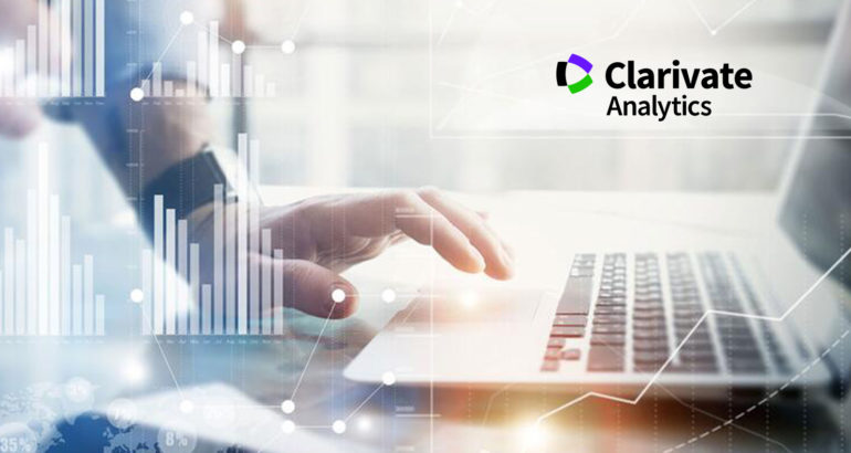 Clarivate Analytics and the Chinese Academy of Sciences Release Annual Joint Report to Identify 137 Research Fronts