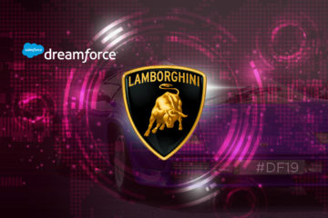 Dreamforce Update: Salesforce Blockchain Helping Automobili Lamborghini Restore Trust in Heritage Cars