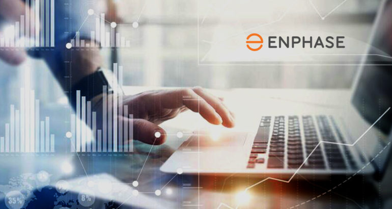 Enphase Energy Enhances Customer Experience with Online Store