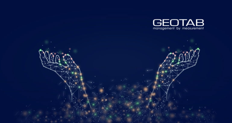 Geotab's Global Expansion Continues With Acquisition of Intendia