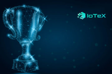 IoTeX Wins CES Innovation Award for Ucam – Private, Blockchain-Powered Security Camera
