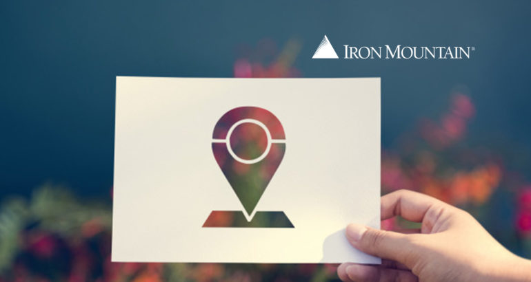 Iron Mountain Extends Digital Capabilities for Companies in Various Stages of Transformation at Google Cloud Next London